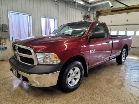2017 RAM Ram Pickup 1500 for sale at Sand's Auto Sales in Cambridge MN