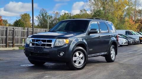 2008 Ford Escape for sale at Sedo Automotive in Davison MI