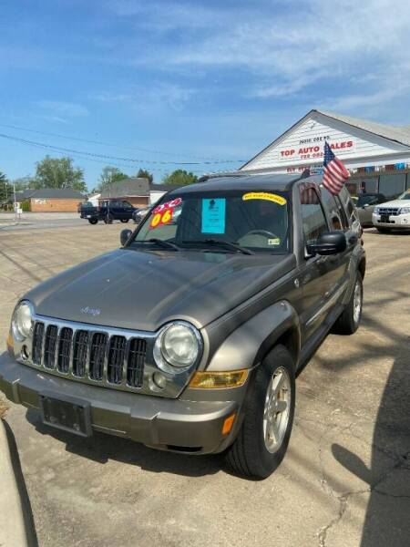2006 Jeep Liberty for sale at Top Auto Sales in Petersburg VA