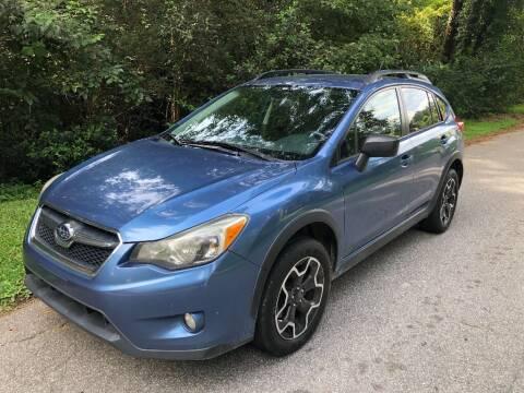2015 Subaru XV Crosstrek for sale at Deme Motors in Raleigh NC