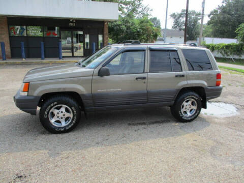 1998 Jeep Grand Cherokee for sale at Taylors Auto Sales in Canton OH