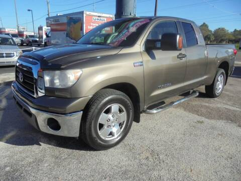 2007 Toyota Tundra for sale at Automax Wholesale Group LLC in Tampa FL