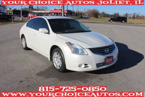 2011 Nissan Altima for sale at Your Choice Autos - Joliet in Joliet IL