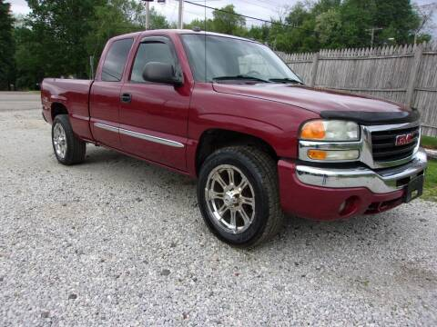 2004 GMC Sierra 1500 for sale at JEFF MILLENNIUM USED CARS in Canton OH