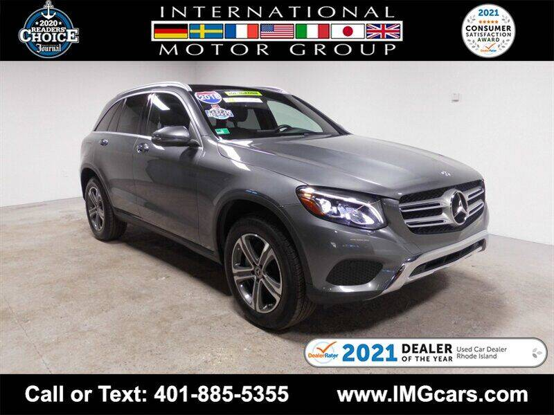 2018 Mercedes-Benz GLC for sale at International Motor Group in Warwick RI