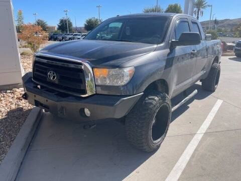 2012 Toyota Tundra for sale at Stephen Wade Pre-Owned Supercenter in Saint George UT