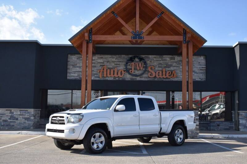 2009 Toyota Tacoma for sale at JW Auto Sales LLC in Harrisonburg VA