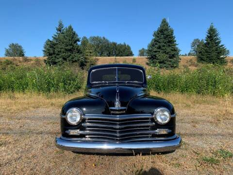 1948 Plymouth Business Coupe for sale at Classic Car Addiction in Marysville WA