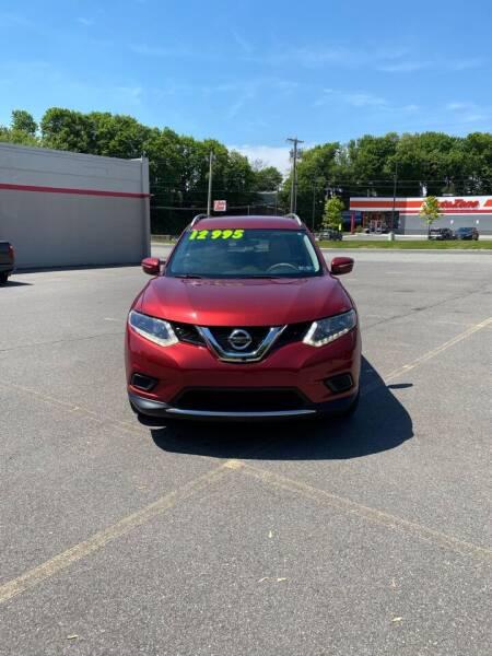 2014 Nissan Rogue for sale at Washington Auto Repair in Washington NJ