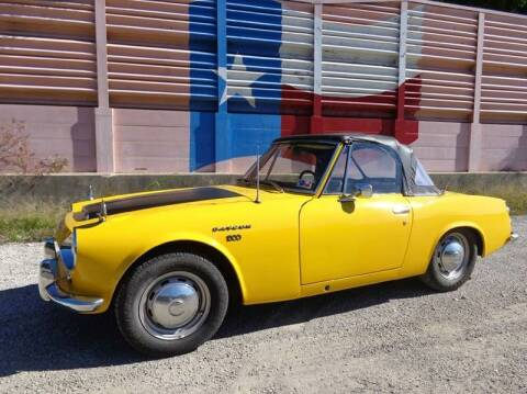 1969 Datsun 1600 for sale at TROPHY MOTORS in New Braunfels TX