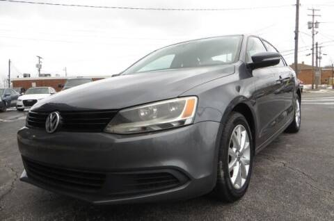 2011 Volkswagen Jetta for sale at Eddie Auto Brokers in Willowick OH