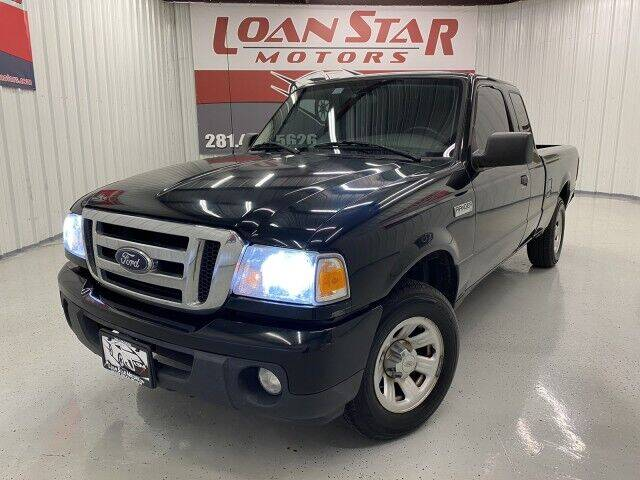 2011 Ford Ranger for sale at Loan Star Motors in Humble TX