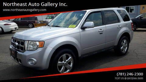 2010 Ford Escape for sale at Northeast Auto Gallery Inc. in Wakefield MA