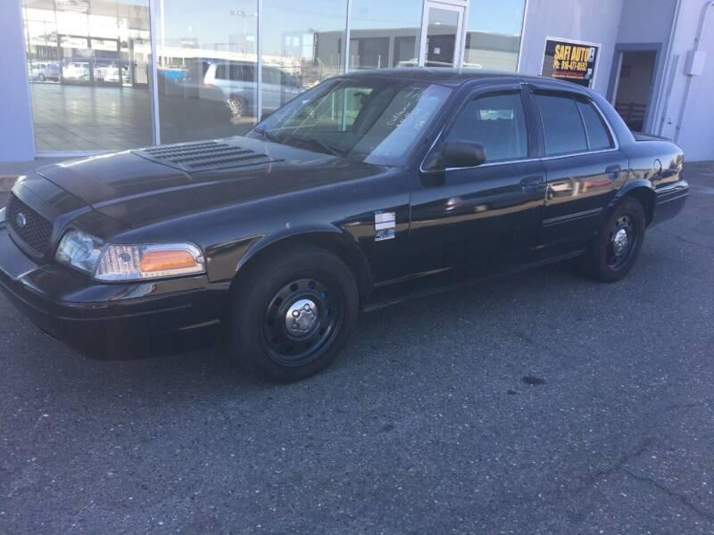 2011 Ford Crown Victoria for sale at Safi Auto in Sacramento CA