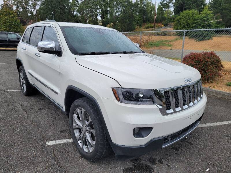 2011 Jeep Grand Cherokee for sale in Tacoma, WA