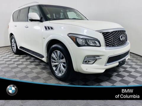 2017 Infiniti QX80 for sale at Preowned of Columbia in Columbia MO