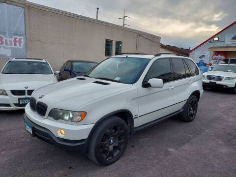 2003 BMW X5 for sale at Rochester Auto Mall in Rochester MN