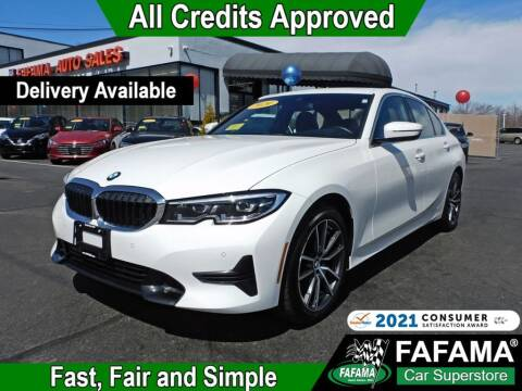 2020 BMW 3 Series for sale at FAFAMA AUTO SALES Inc in Milford MA