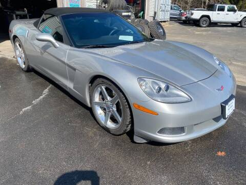2005 Chevrolet Corvette for sale at Route 4 Motors INC in Epsom NH