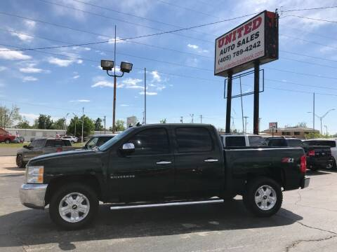 2013 Chevrolet Silverado 1500 for sale at United Auto Sales in Oklahoma City OK