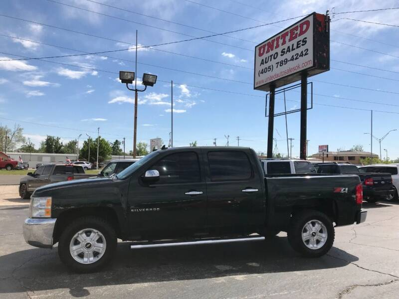 2013 Chevrolet Silverado 1500 for sale at United Auto Sales in Oklahoma City OK