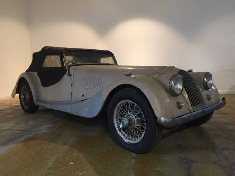 1962 Morgan RHD 4/4 Series IV for sale at LEATHER AND WOOD MOTORS in Pontoon Beach IL