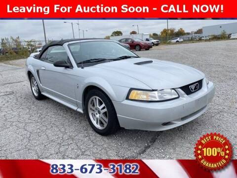 2000 Ford Mustang for sale at Glenbrook Dodge Chrysler Jeep Ram and Fiat in Fort Wayne IN