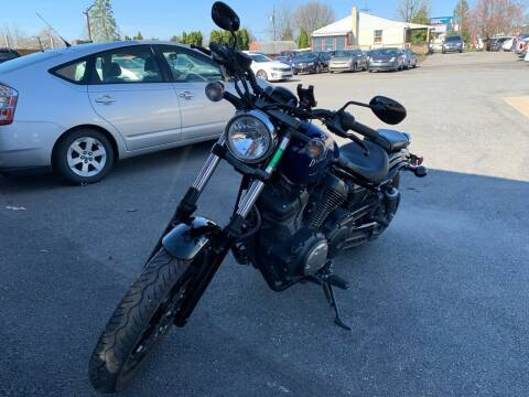 2016 Yamaha Bolt for sale at Sam's Auto in Akron PA