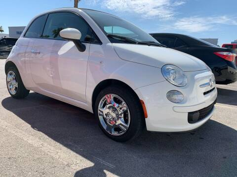 2015 FIAT 500c for sale at Boktor Motors in Las Vegas NV
