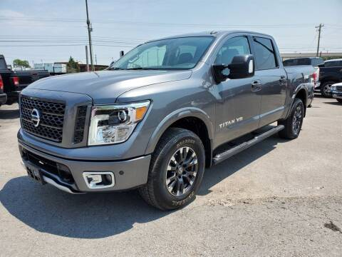2018 Nissan Titan for sale at Southern Auto Exchange in Smyrna TN