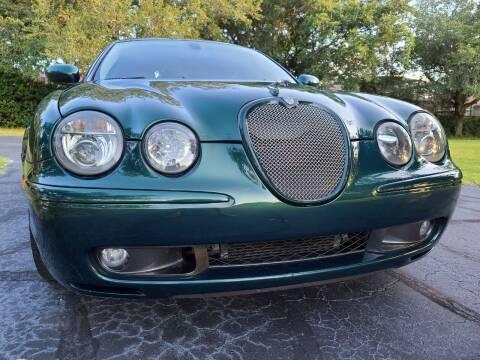 2003 Jaguar S-Type R for sale at Monaco Motor Group in Orlando FL