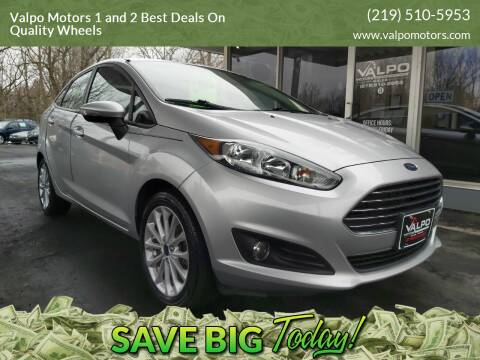 2014 Ford Fiesta for sale at Valpo Motors 1 and 2  Best Deals On Quality Wheels in Valparaiso IN