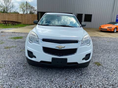 2013 Chevrolet Equinox for sale at Anaheim Auto Auction in Irondale AL