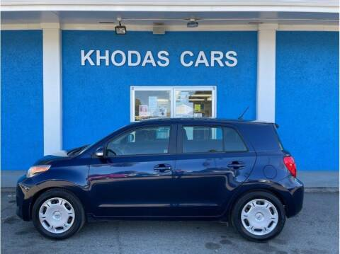 2013 Scion xD for sale at Khodas Cars in Gilroy CA