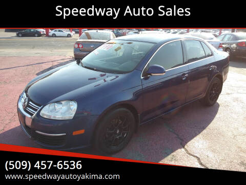 2006 Volkswagen Jetta for sale at Speedway Auto Sales in Yakima WA