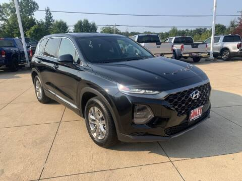 2019 Hyundai Santa Fe for sale at Ganley Chevy of Aurora in Aurora OH
