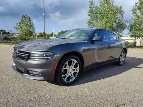 2015 Dodge Charger for sale at ELITE AUTO in Saint Paul MN