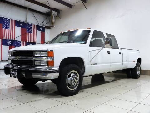 1994 Chevrolet C/K 3500 Series for sale at ROADSTERS AUTO in Houston TX