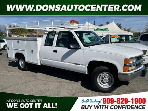 1999 Chevrolet C/K 2500 Series for sale at Dons Auto Center in Fontana CA