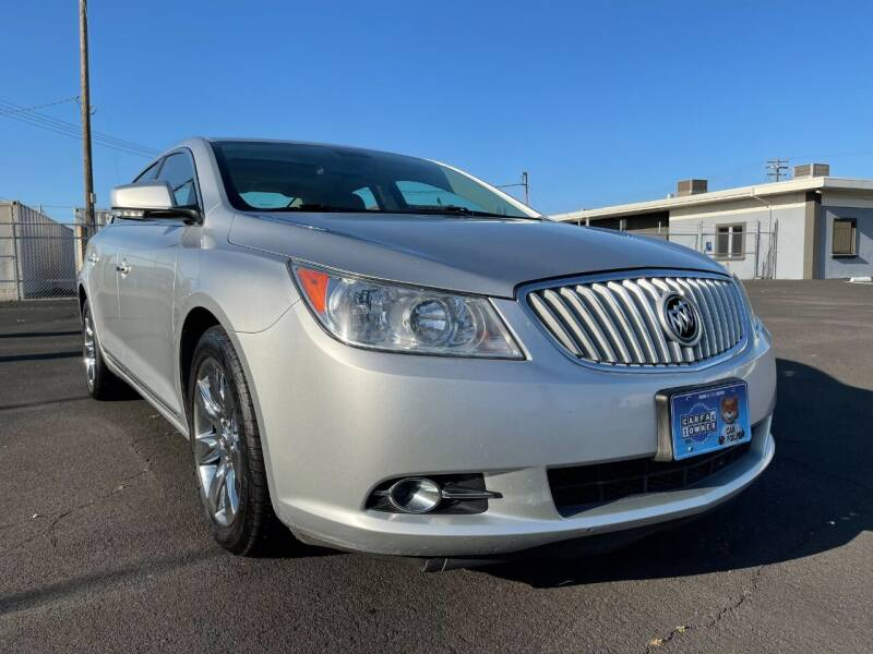 2011 Buick LaCrosse for sale at Approved Autos in Sacramento CA