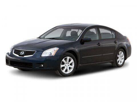 2008 Nissan Maxima for sale at BEAMAN TOYOTA GMC BUICK in Nashville TN