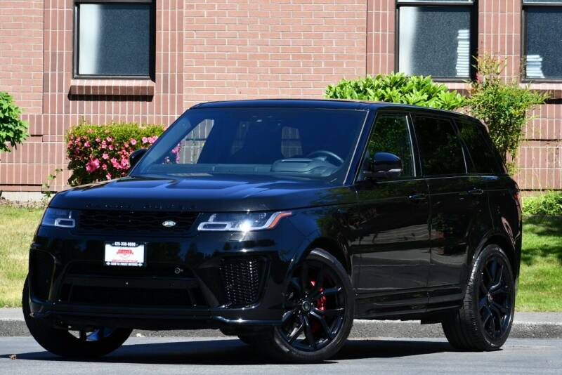 2018 Land Rover Range Rover Sport for sale in Lynnwood, WA