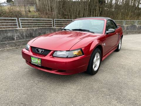2004 Ford Mustang for sale at Zipstar Auto Sales in Lynnwood WA
