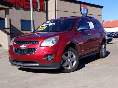 2015 Chevrolet Equinox for sale at Bryans Car Corner in Chickasha OK