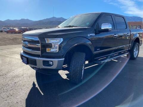 2016 Ford F-150 for sale at Lakeside Auto Brokers Inc. in Colorado Springs CO