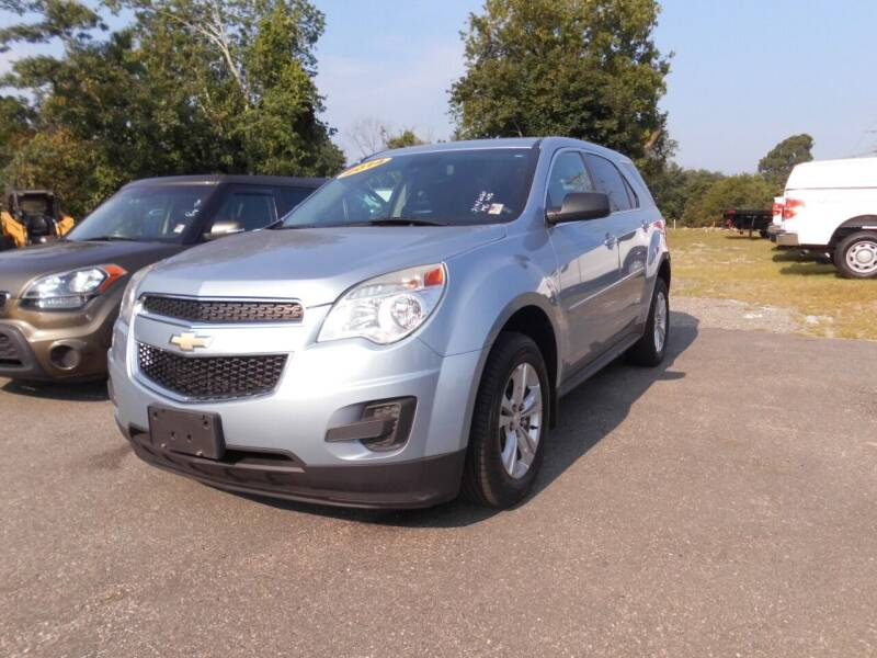 2014 Chevrolet Equinox for sale at ABC AUTO LLC in Willimantic CT