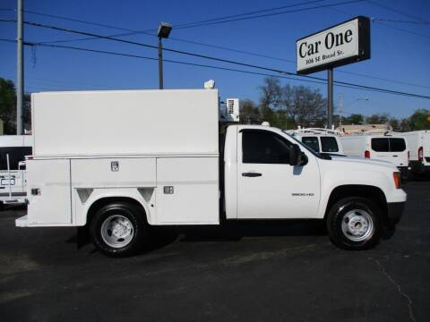 2011 GMC Sierra 3500HD CC for sale at Car One in Murfreesboro TN