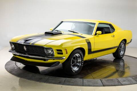 1970 Ford Mustang Boss 302 for sale at Duffy's Classic Cars in Cedar Rapids IA