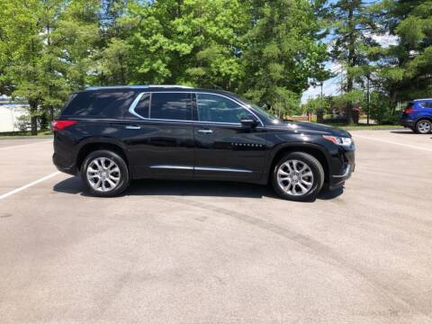 2018 Chevrolet Traverse for sale at St. Louis Used Cars in Ellisville MO