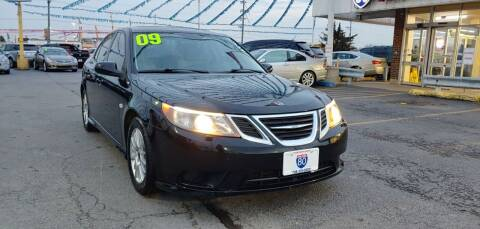 2009 Saab 9-3 for sale at I-80 Auto Sales in Hazel Crest IL